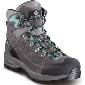 Scarpa Kailash Trek GTX Shoes Women titanium/reef water